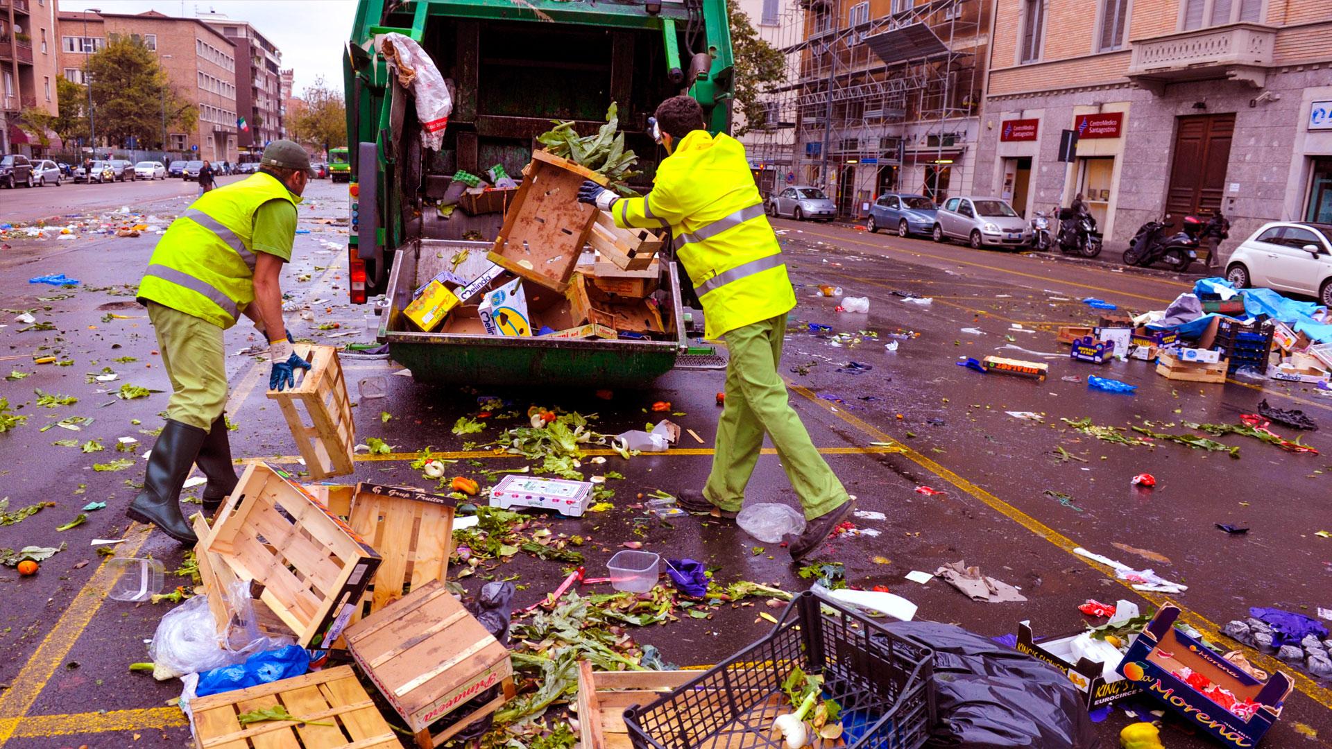 Pessoas ao redor do mundo estão parando de produzir lixo