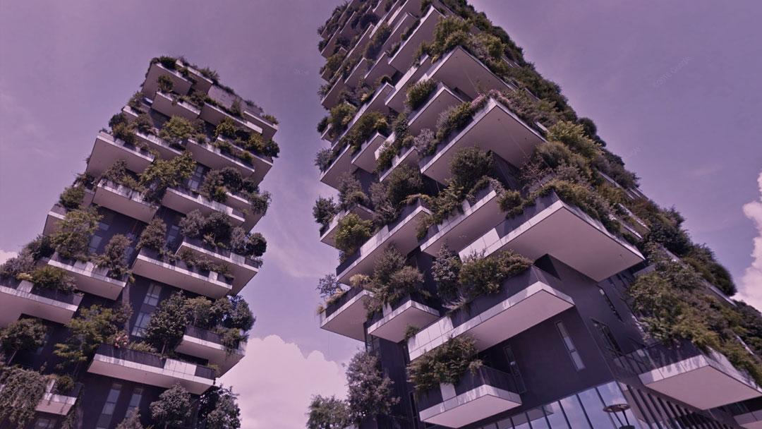 As florestas verticais serão o futuro das cidades?