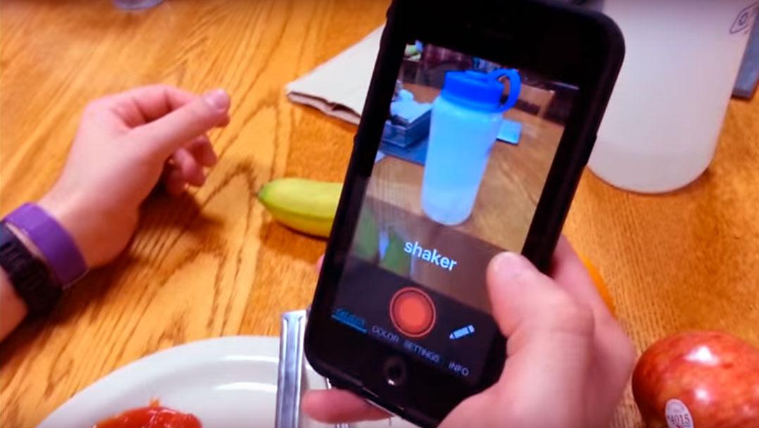 Aplicativo ajuda deficientes visuais a indetificar objetos rapidamente