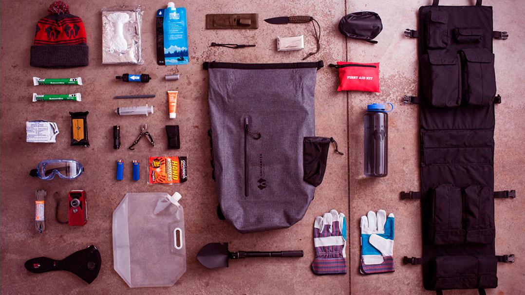 SEVENTY2: uma mochila que pode garantir sua sobreviência em caso de emergência