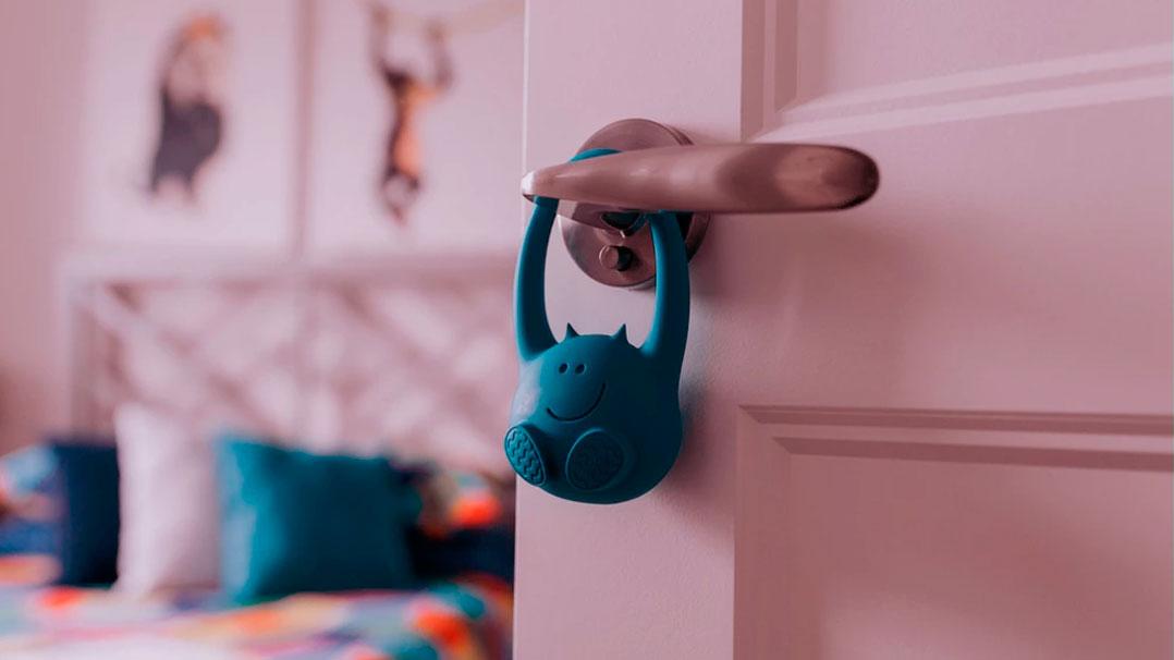 Decco: uma simpática invenção para a segurança dos pequenos