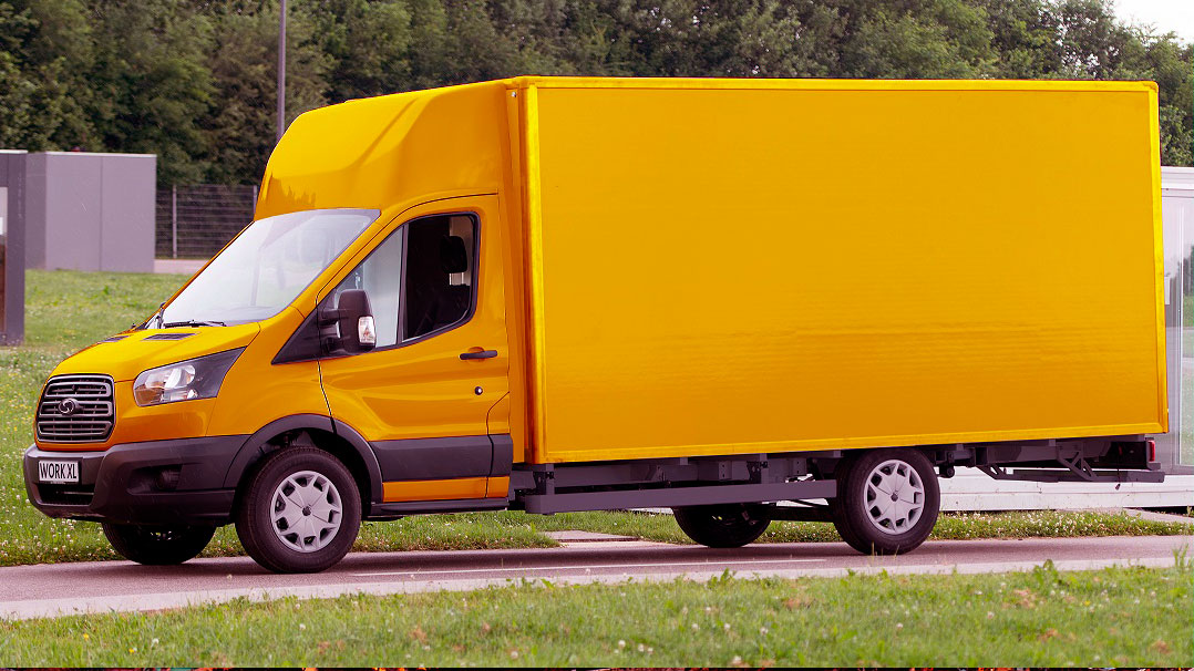 """Ford e """"correio"""" alemão anunciam vans elétricas para a Europa"""