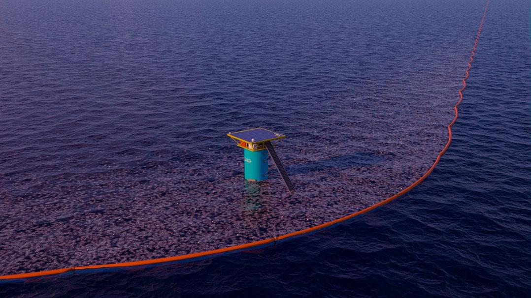 The Ocean Cleanup: Oceanos podem se limpar sozinhos?