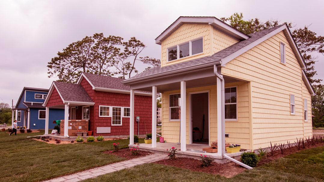Tiny Homes Detroit: Casas para pessoas de baixa renda