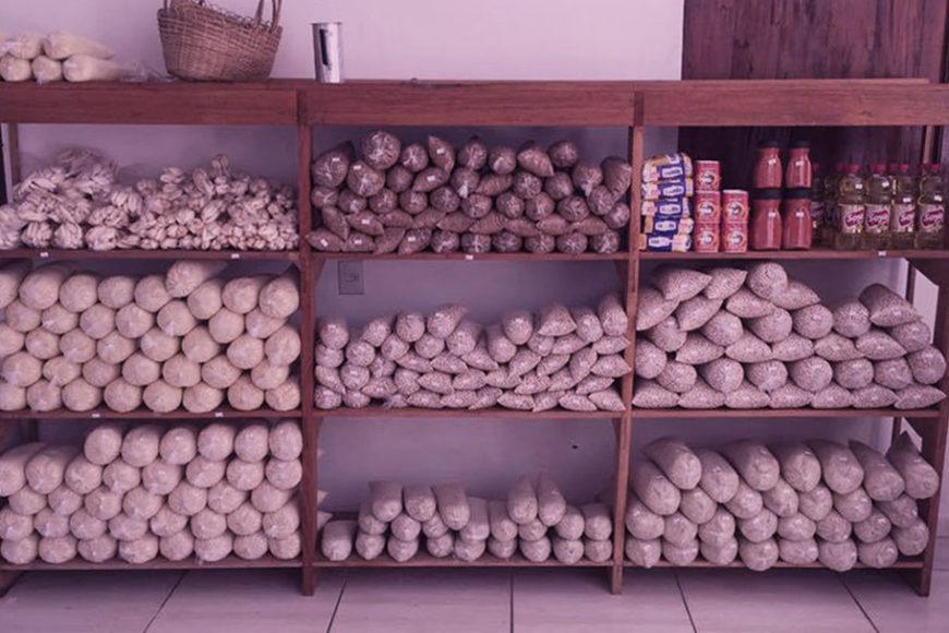 Troque-Troque: Supermercado consciente no meio da floresta Amazônica