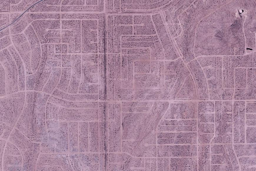California City: A cidade fantasma