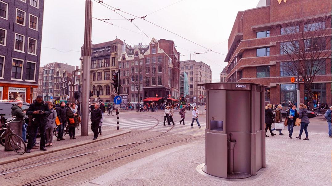 Urilift: Uma solução para higiene pública em grandes cidades