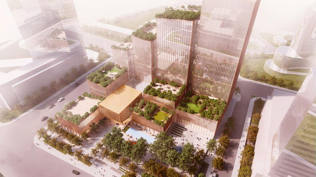 Construção do Centro Cívico de Toronto será desenvolvida para proteger área do frio