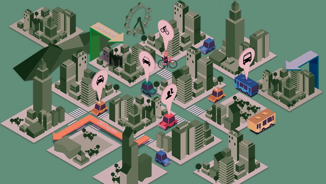 Conheça o MOBQI, um aplicativo que reúne serviços de mobilidade urbana em um só lugar