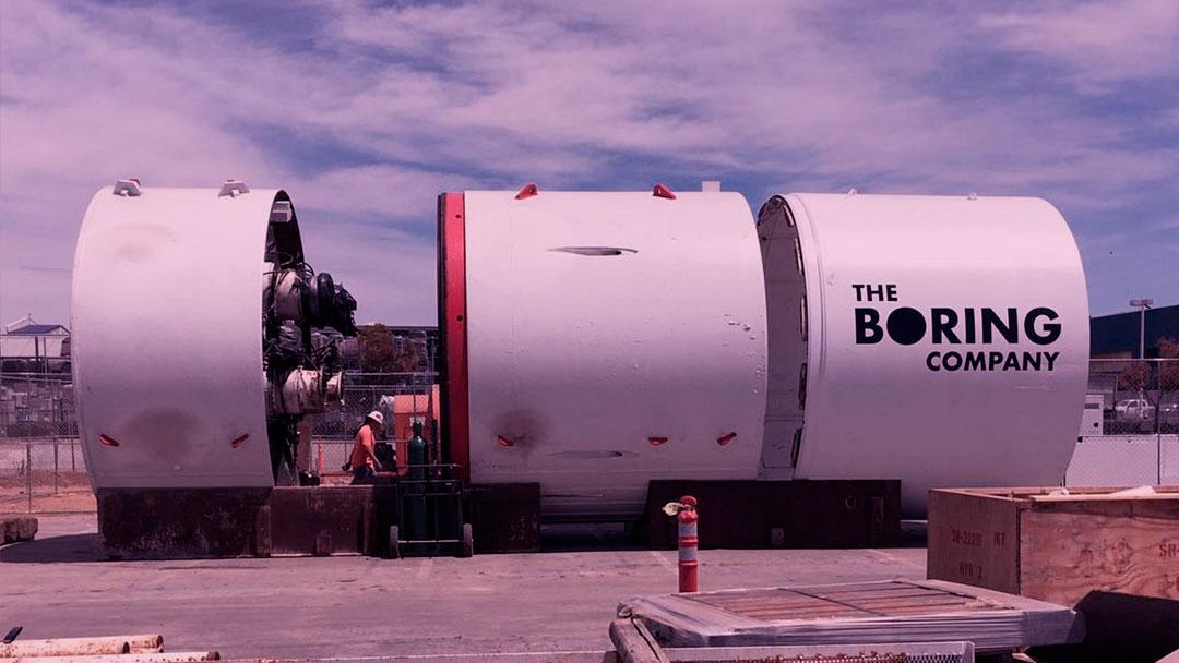 Primeiro túnel da Boring Company, de Elon Musk, tem data marcada para inauguração