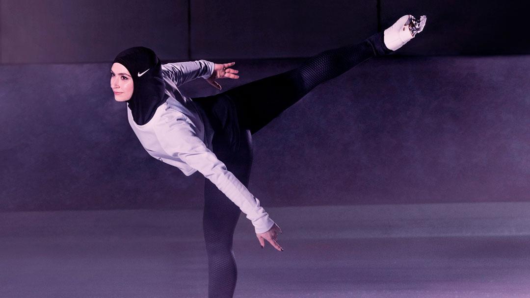 Conheça o Hijab desenvolvido pela Nike para performance