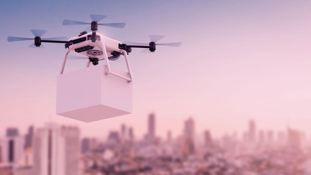 Pesquisadores usam drone para transportar sangue por longas distâncias