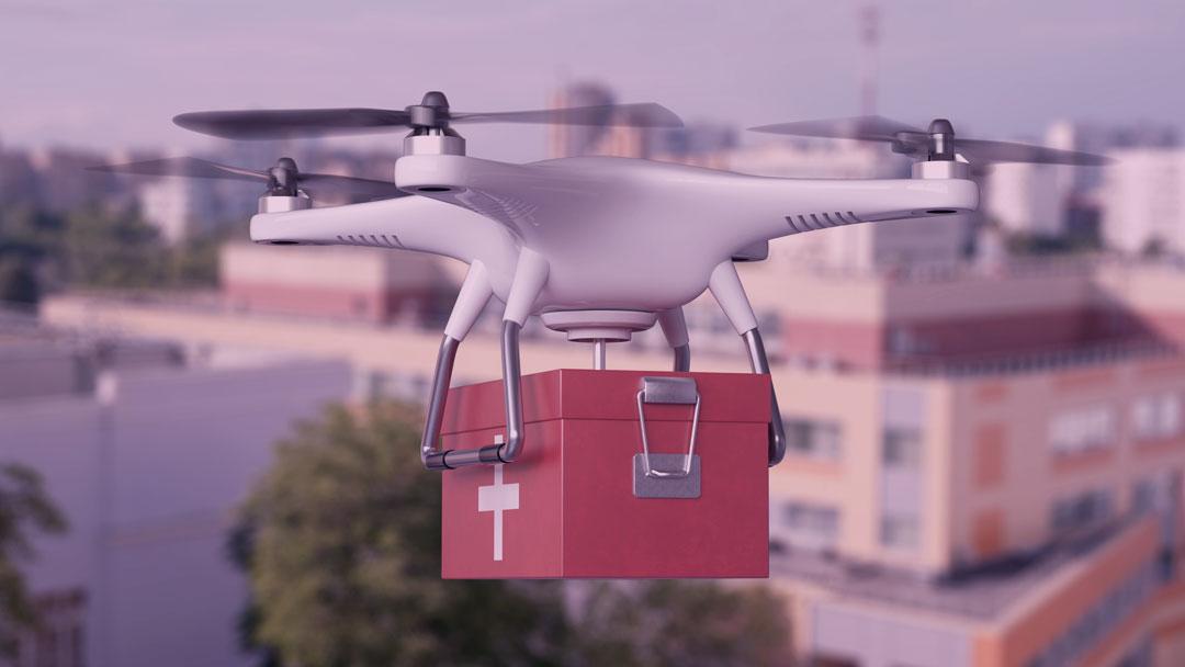 Tecnologias Inovadoras de 2017: Drones