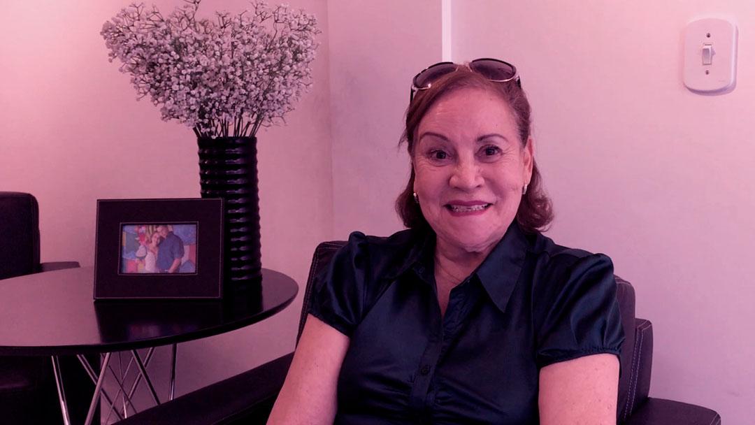 Um Café Com Elas: Dona Carminha Manfredini