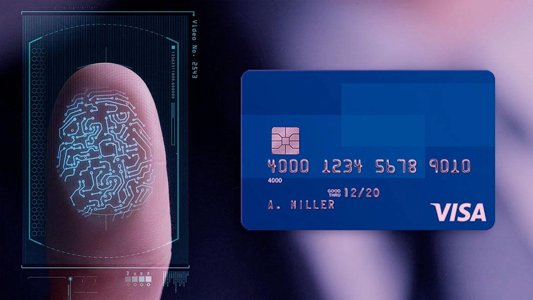 Visa inicia projetos pilotos de novo cartão de pagamento biométrico