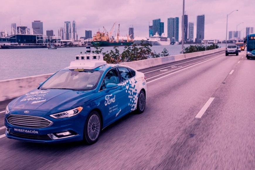 ford-carro-autonomo-miami-inovasocial