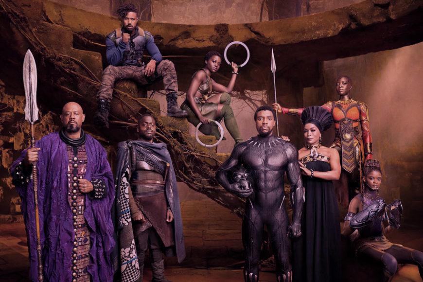 Pantera Negra: O filme mais sério, representativo e político do universo Marvel