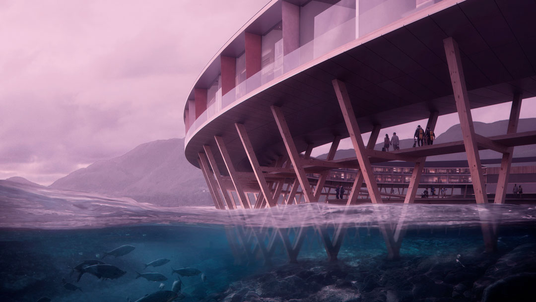 Svart: o primeiro hotel que irá produzir mais energia do que consome