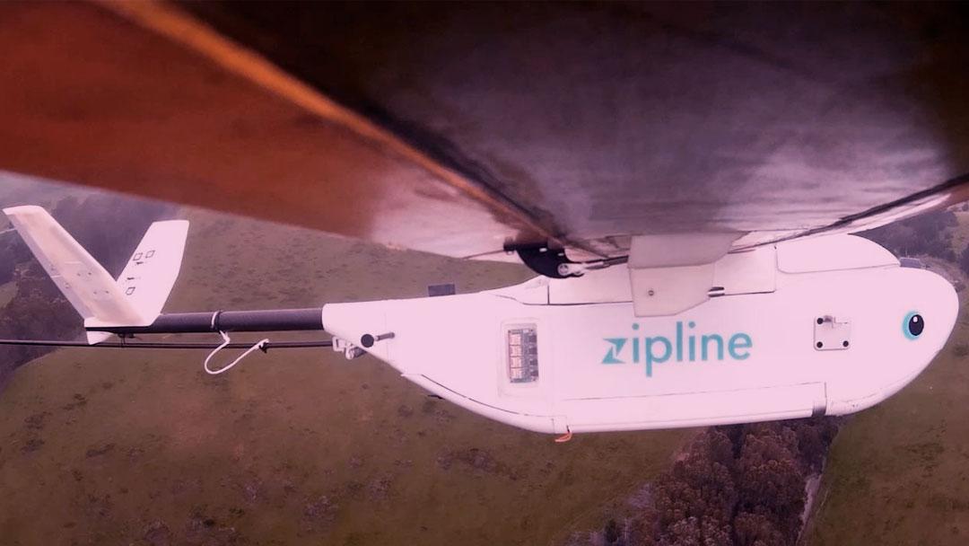 Drones na Tanzânia: Quando remédios e esperança vêm pelo céu