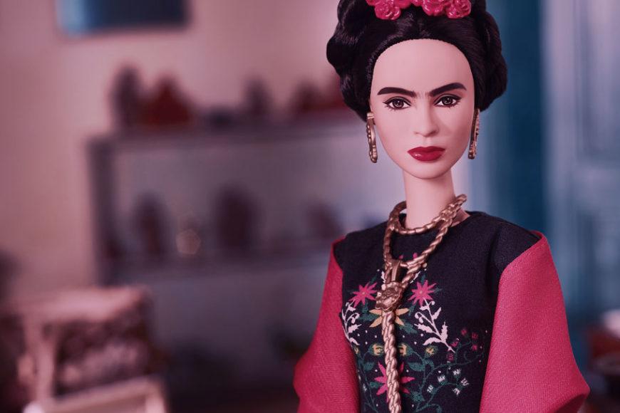 barbie-mes-mulher-frida-kahlo-inovaosocial