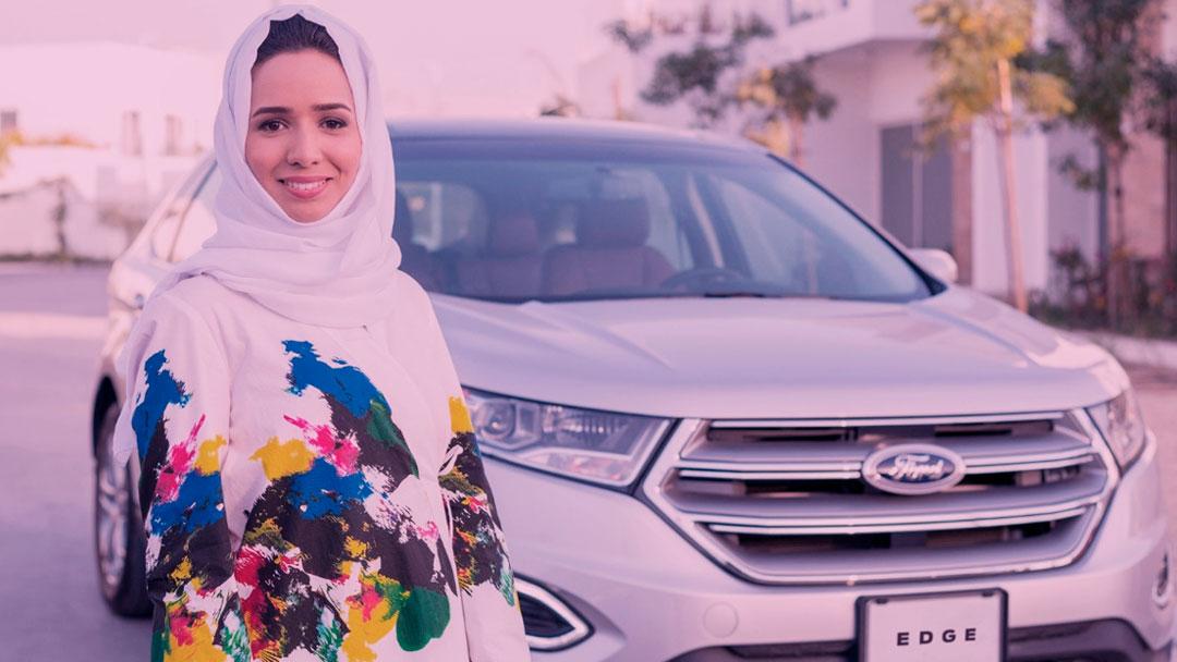 Um curso de direção segura ajuda mulheres a fazerem história na Arábia Saudita