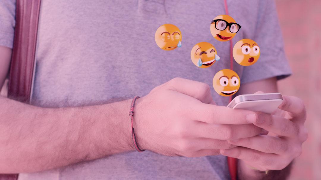 Apple desenvolve emojis representando pessoas com deficiências físicas