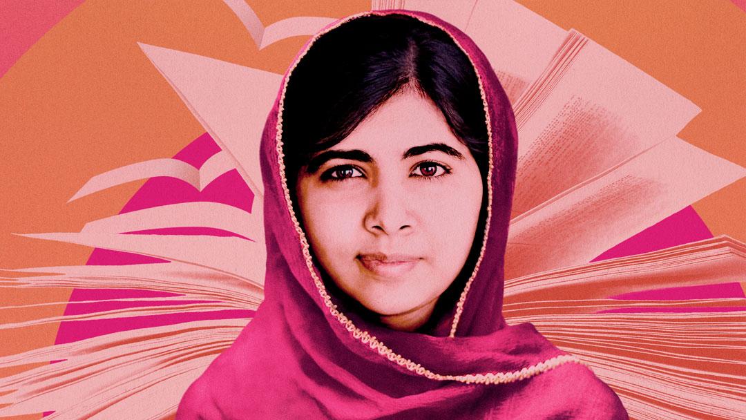 Roll Call: Malala Yousafzai lança série no YouTube sobre jovens inspiradoras