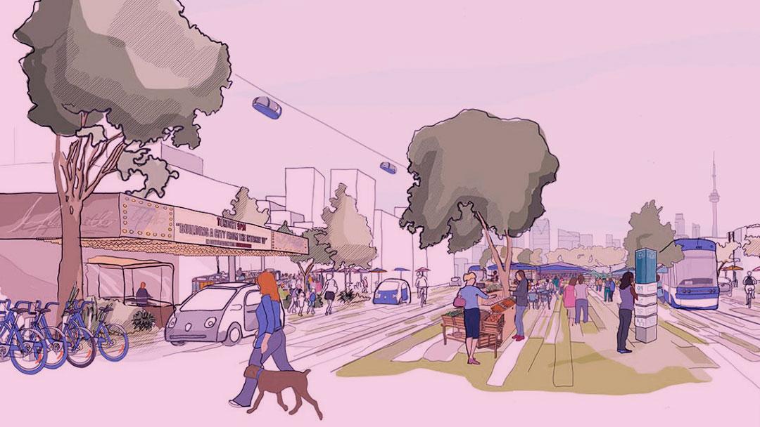 ODS 11: Quayside – O bairro do futuro do Google