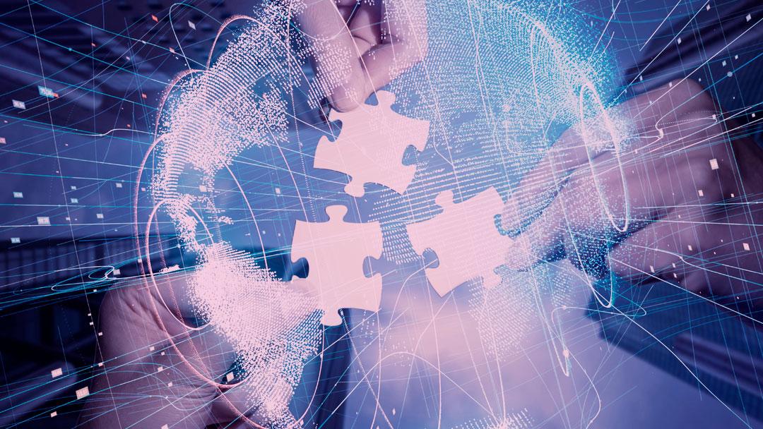 Infográfico: Construindo dados intersetoriais para boas parcerias