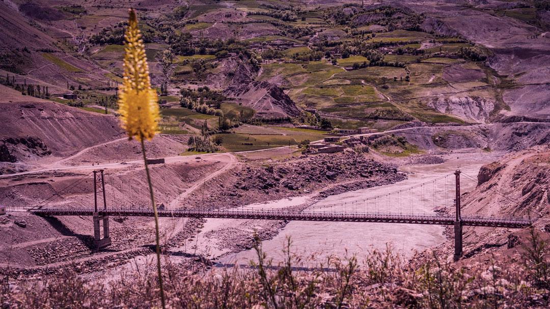 ODS 16: Construindo pontes no Afeganistão