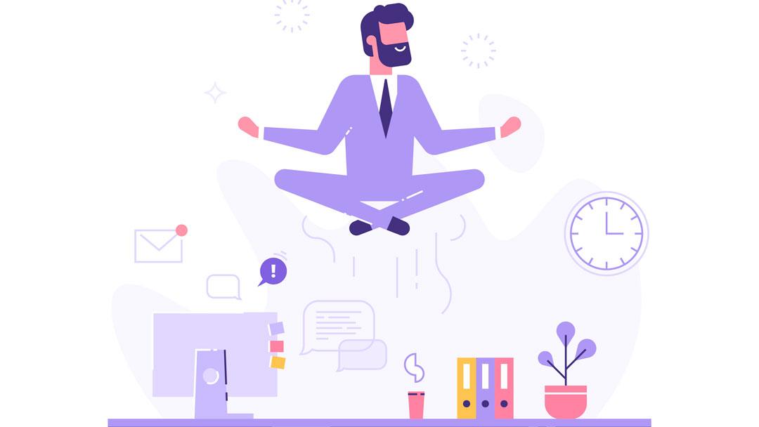Como parar de se sentir frustrado com seu desempenho após um dia de trabalho