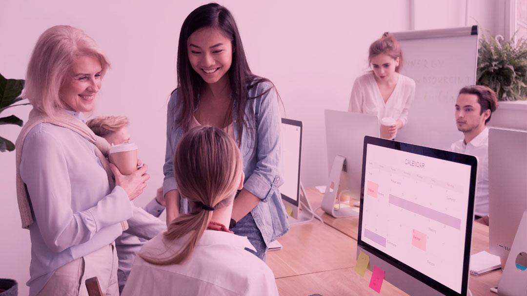 Como 5 gerações diferentes podem trabalhar juntas dentro do mesmo ambiente de trabalho?
