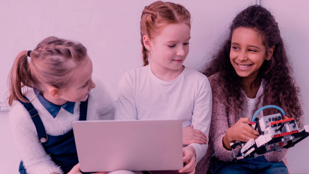 Escolas de São Francisco têm uma resposta para o problema de diversidade na tecnologia