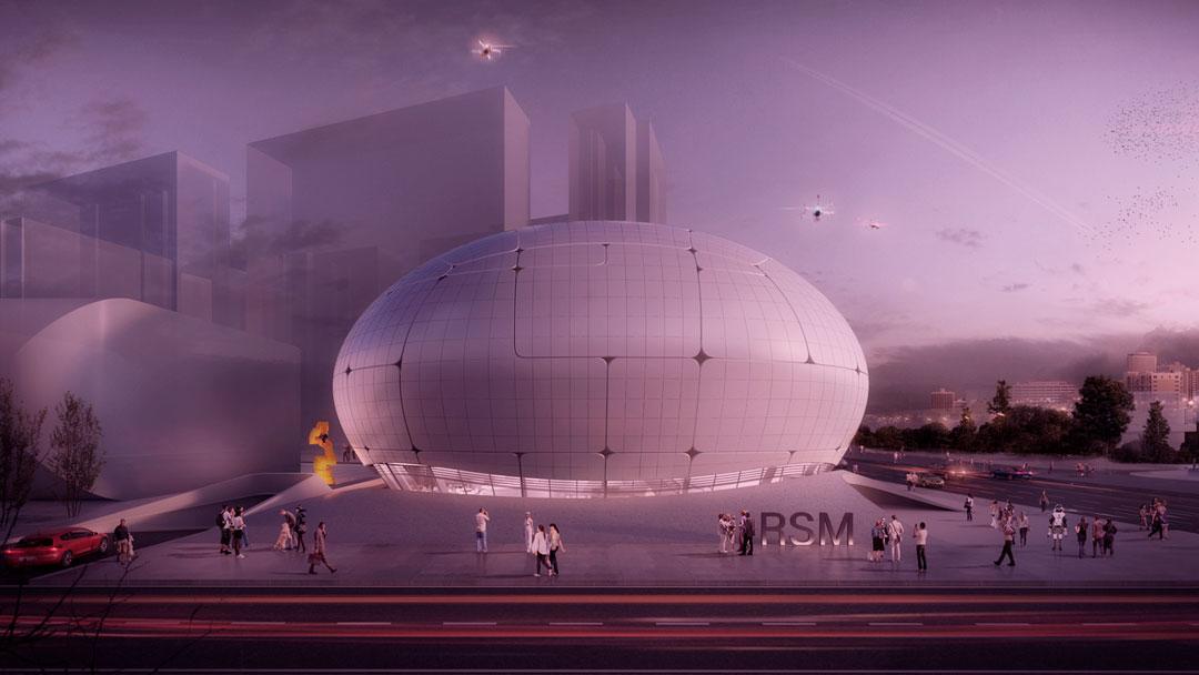O primeiro museu sobre robótica do mundo será construído por robôs