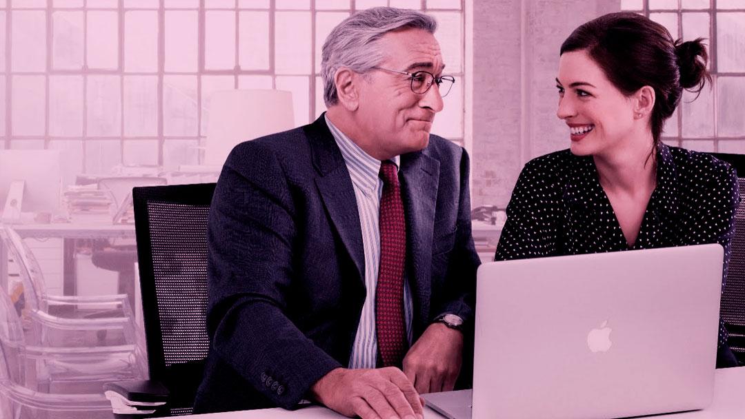The Intern: O que diferentes gerações podem aprender entre si no escritório?