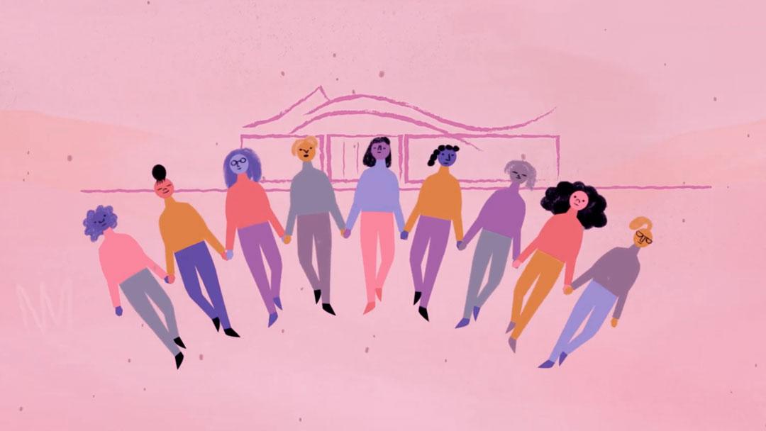 Vire a Página: Livro incentiva mulheres a denunciarem casos de violência