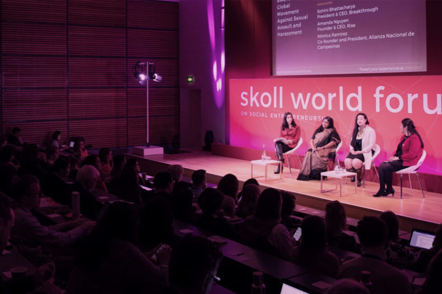 Podcast #38: Os aprendizados durante o Skoll World Forum 2019