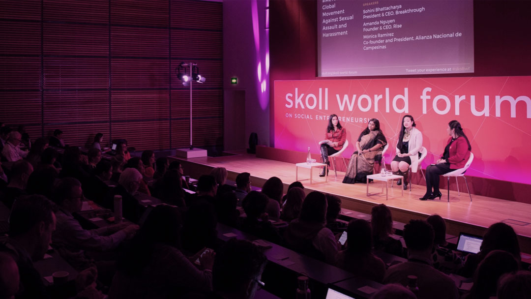 Podcast #38: Os aprendizados durante o Skoll World Forum 2019