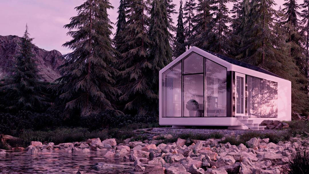 Conheça a casa inteligente e sustentável que opera 100% fora da rede