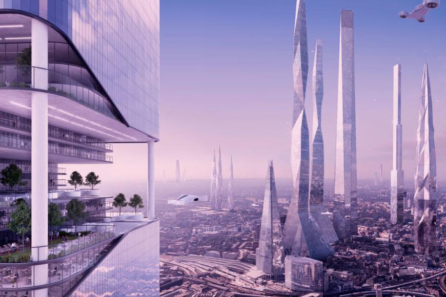 Como serão as cidades do futuro nos próximos 100 anos?