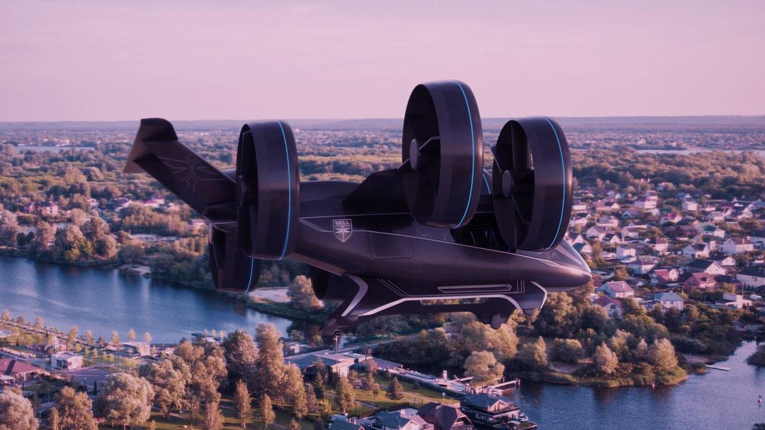Uber Air ou Hyperloop: Como serão os transportes do futuro?