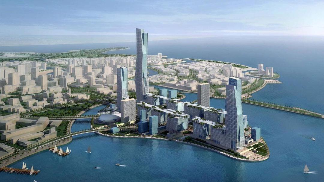 A megacidade e o sonho futurista de US$ 500 bilhões do príncipe saudita