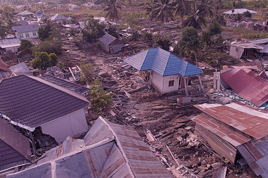 Ferramenta em código aberto usa drones para ajudar em resgates de desastres naturais