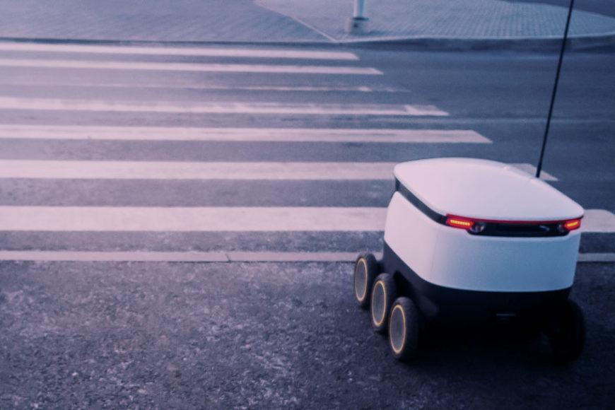 iFood anuncia robôs autônomos e soluções elétricas para 2020