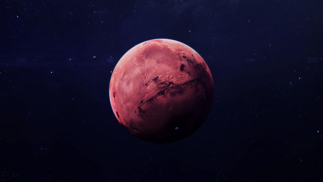 Espalhar microrganismos em Marte pode ser uma alternativa para a colonização