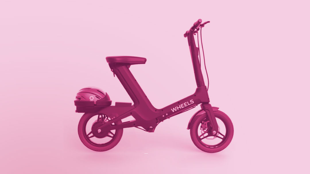 Empresa de compartilhamento de bikes desenvolve capacete que fica acoplado ao veículo