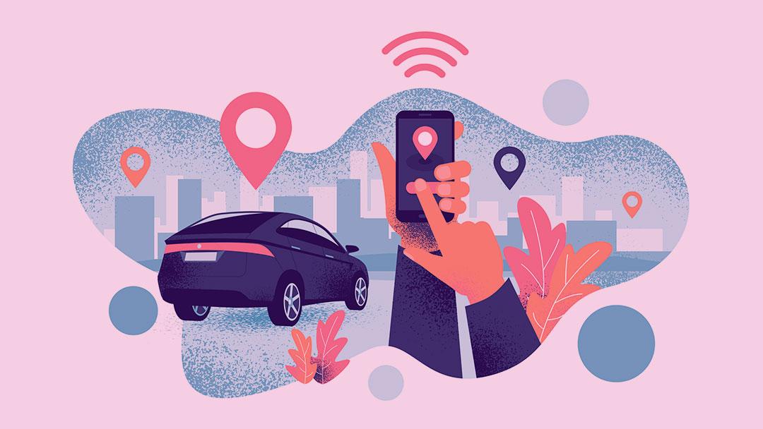 Pesquisa mostra que a maioria dos usuários de apps de transporte consideram desistir de seus carros futuramente
