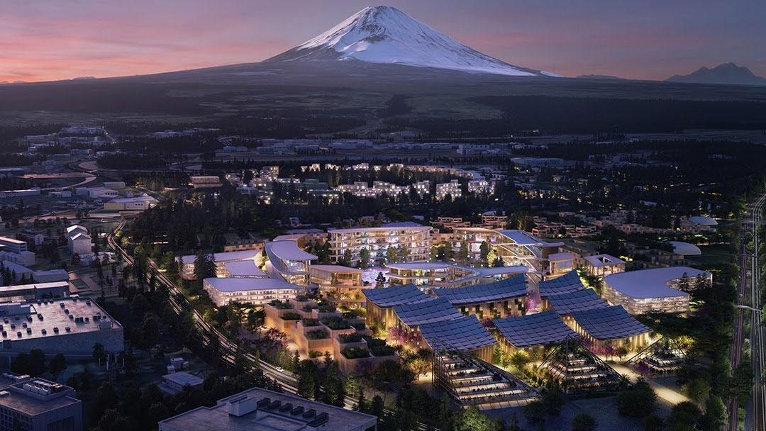 Toyota anuncia protótipo de cidade inteligente no Japão