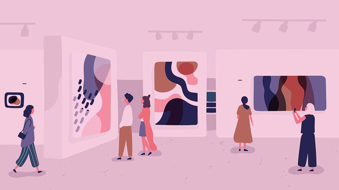 Os benefícios da arte para nossa saúde mental