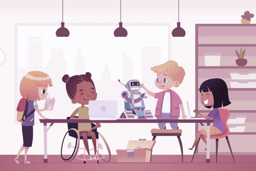 Robótica, cultura maker e programação: A educação da geração Alfa